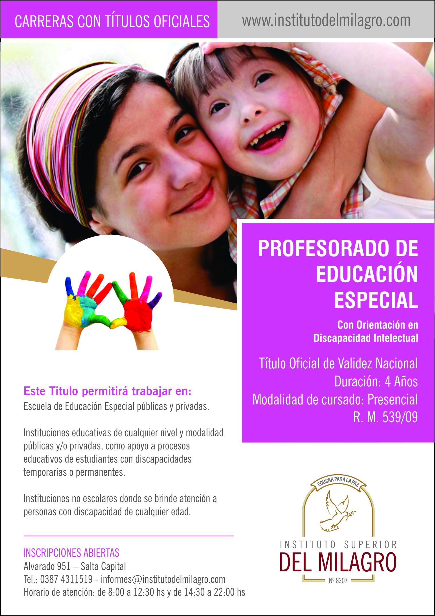 Flyer_Educacion Especial