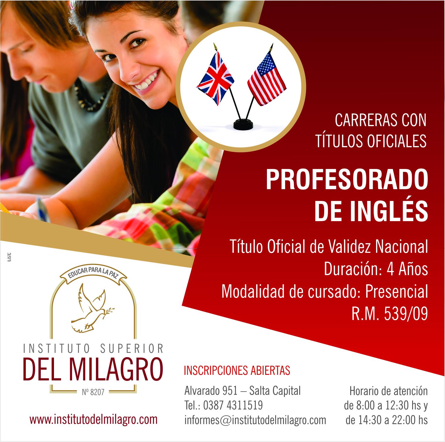 Flyer_Prof de Ingles_RS